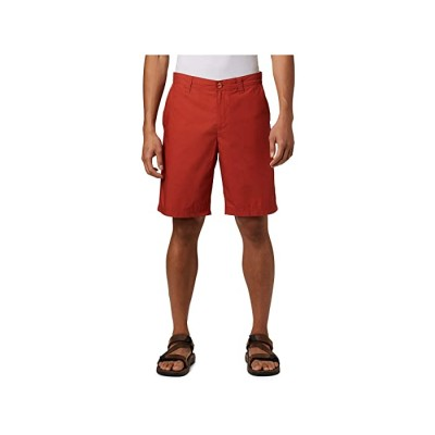 Men's Columbia Washed Out™ Short Carnelian Red 8250563 IELAH967