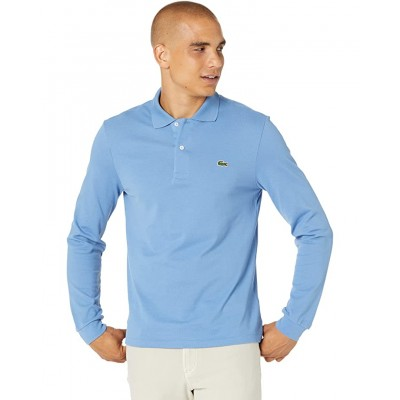 Long Sleeve Classic Pique Polo Shirt 14 Shirts & Tops - Lacoste Boy's Clothing S8H233834