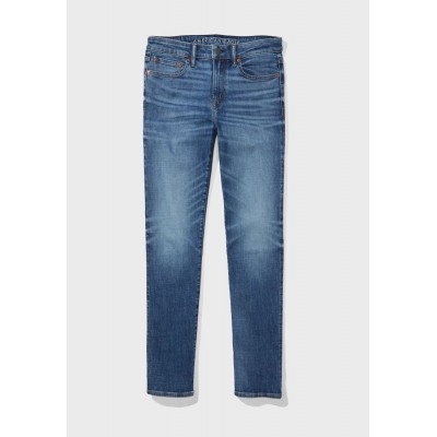 Men American Eagle blue Dark Mended Original Straight Selling Well RCHCZ9348