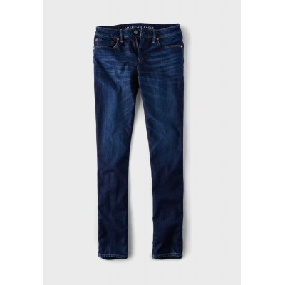 Men's American Eagle blue Mid Wash Skinny Fit Jeans X2GTO2812