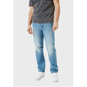 Men's American Eagle blue Light Wash Relaxed Jeans 791NQ2914