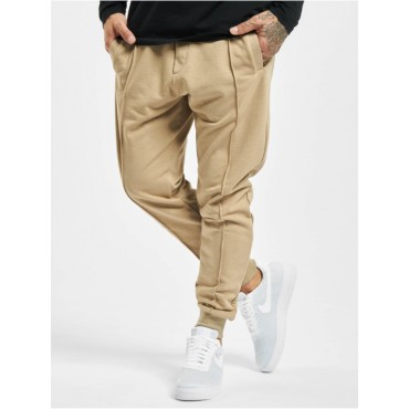 2Y Men Sweat Pant Can in beige cotton 15% polyester New MDEOC729