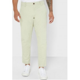 Men Tommy Jeans green Slim Fit Chinos On Line AHFHF3306